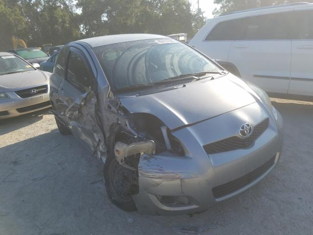 Salvage cars for sale from Copart Ocala, FL: 2010 Toyota Yaris
