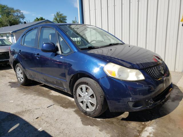 Suzuki SX4 salvage cars for sale: 2008 Suzuki SX4