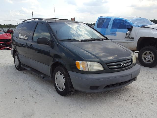 2003 Toyota Sienna CE for sale in Newton, AL