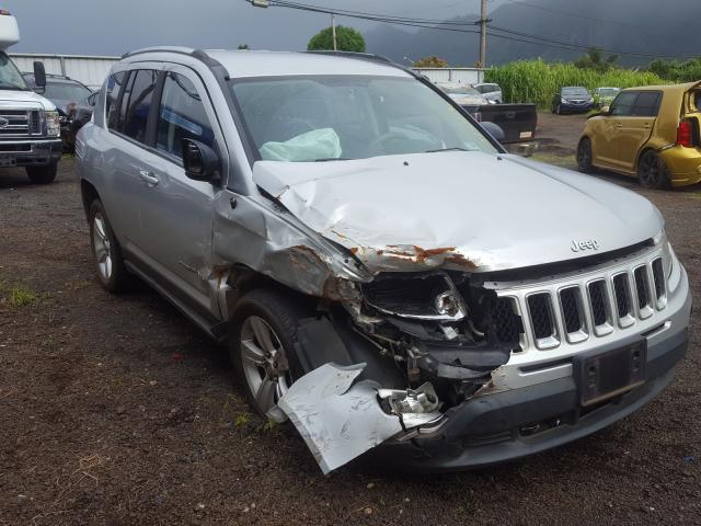 Salvage 2011 JEEP COMPASS - Small image. Lot 44516130