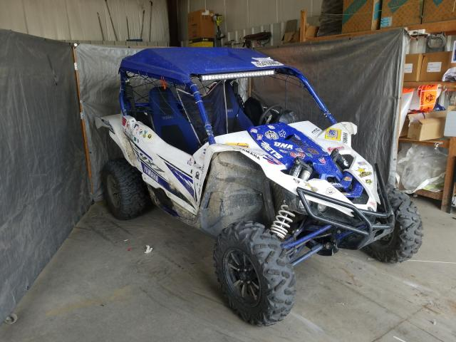 Salvage cars for sale from Copart Duryea, PA: 2017 Yamaha YXC700 ES