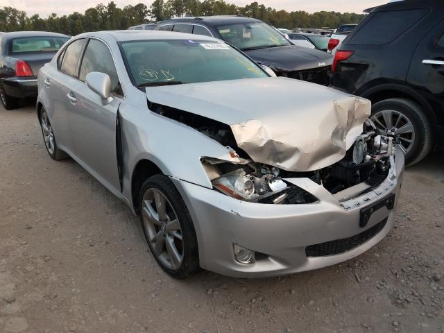 Lexus IS 250 salvage cars for sale: 2010 Lexus IS 250