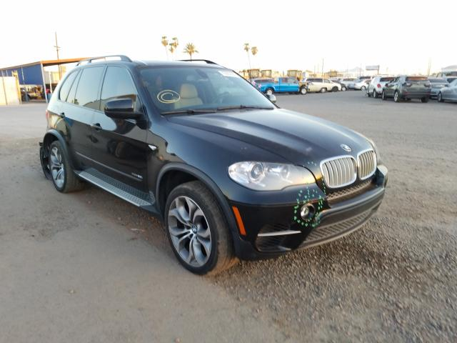 BMW salvage cars for sale: 2013 BMW X5 XDRIVE5