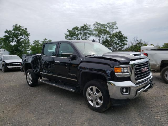 GMC Sierra K25 salvage cars for sale: 2018 GMC Sierra K25