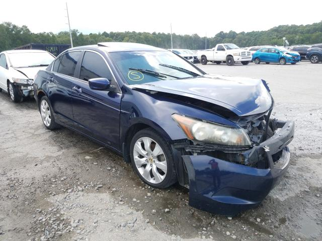 Salvage cars for sale from Copart Savannah, GA: 2010 Honda Accord EXL