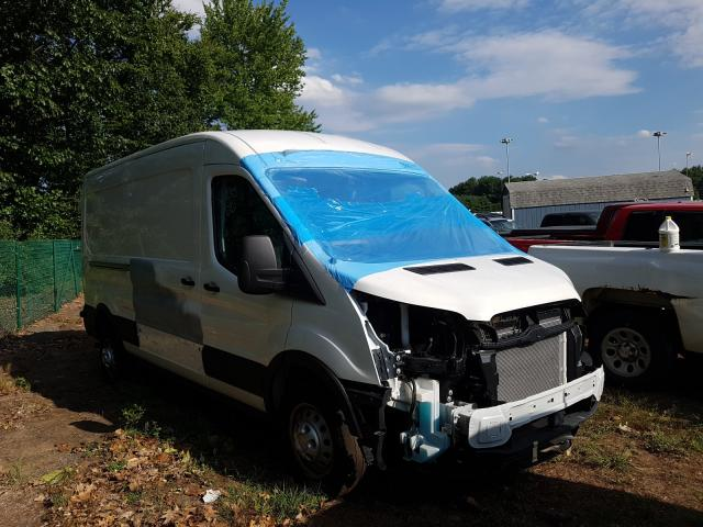 Ford Transit T salvage cars for sale: 2020 Ford Transit T