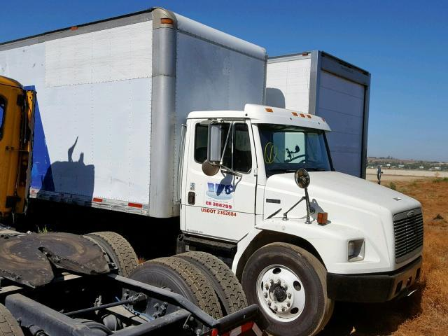 Freightliner Medium CON salvage cars for sale: 2002 Freightliner Medium CON