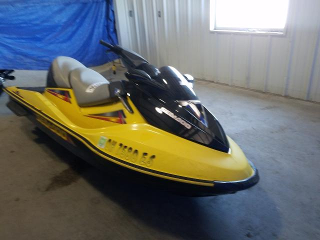 Salvage 2004 Seadoo BOAT for sale