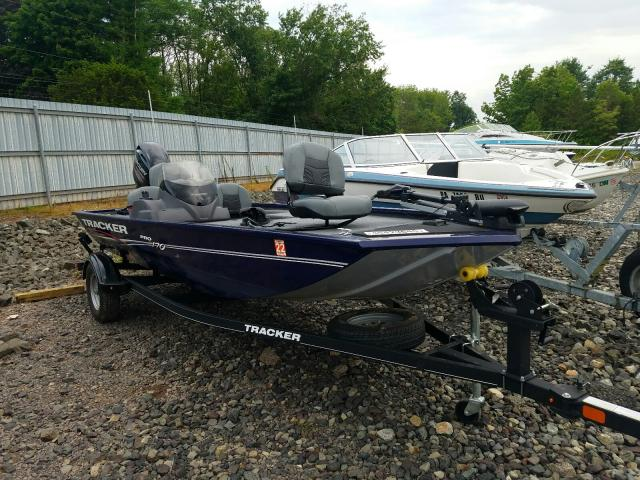 Tracker salvage cars for sale: 2020 Tracker Boat