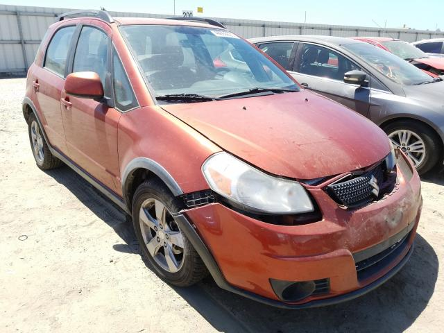 Suzuki SX4 salvage cars for sale: 2012 Suzuki SX4