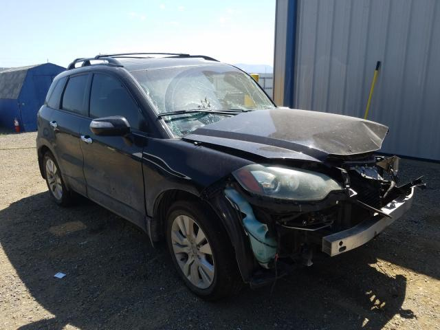 photo ACURA RDX 2010