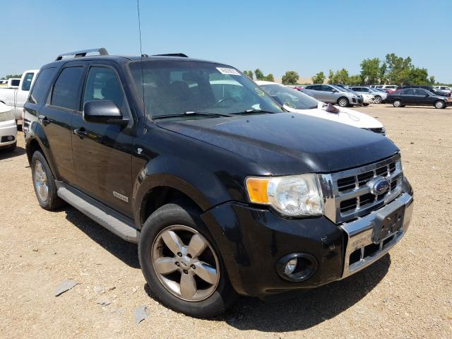 Salvage cars for sale from Copart Bridgeton, MO: 2008 Ford Escape LIM