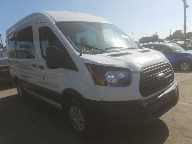 Ford Transit T salvage cars for sale: 2017 Ford Transit T