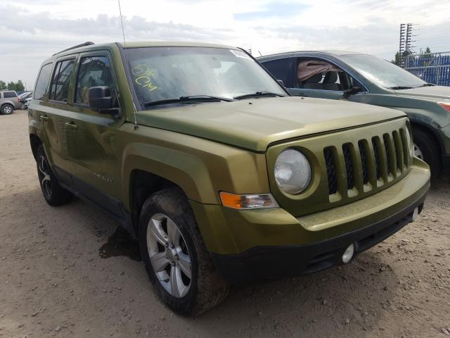 Jeep salvage cars for sale: 2012 Jeep Patriot