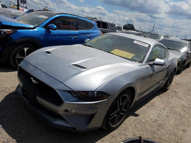 из сша 2020 FORD MUSTANG  1FA6P8TH7L5137276