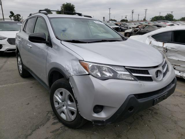 Toyota Rav4 LE salvage cars for sale: 2013 Toyota Rav4 LE