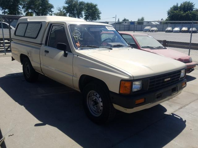 Toyota Pickup 1/2 salvage cars for sale: 1986 Toyota Pickup 1/2
