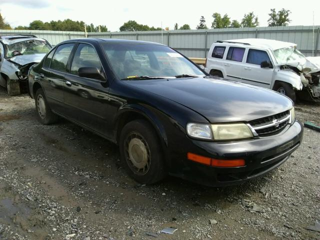 Nissan Maxima GLE salvage cars for sale: 1998 Nissan Maxima GLE