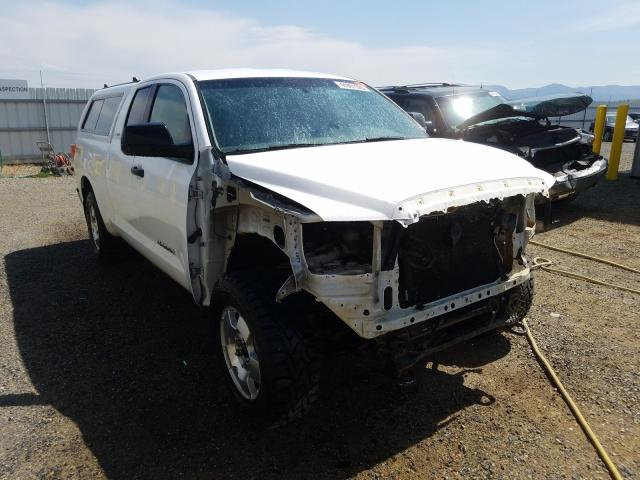 Toyota salvage cars for sale: 2012 Toyota Tundra DOU