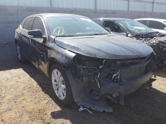 Salvage cars for sale from Copart Albuquerque, NM: 2017 Chevrolet Impala LT