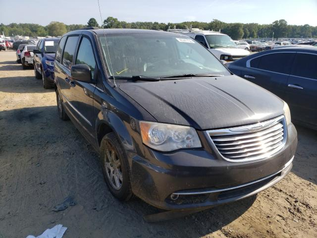 2012 Chrysler Town & Country en venta en Conway, AR