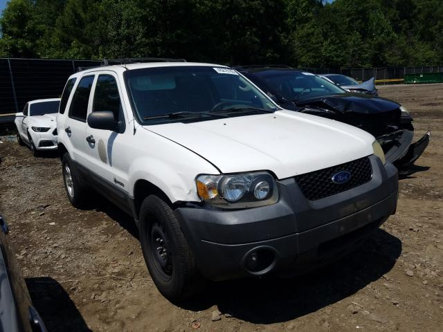 Ford Escape HEV salvage cars for sale: 2006 Ford Escape HEV