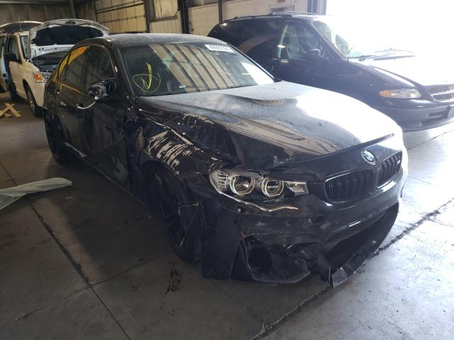 BMW M3 salvage cars for sale: 2015 BMW M3