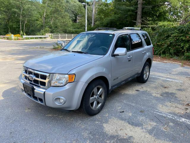 Vehiculos salvage en venta de Copart West Warren, MA: 2008 Ford Escape LIM