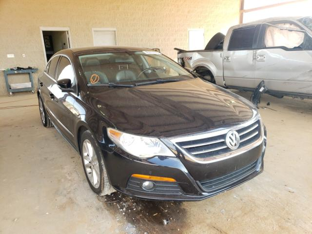Salvage cars for sale from Copart Tanner, AL: 2010 Volkswagen CC Luxury