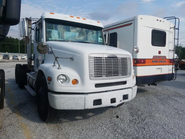 Freightliner Medium CON salvage cars for sale: 2004 Freightliner Medium CON