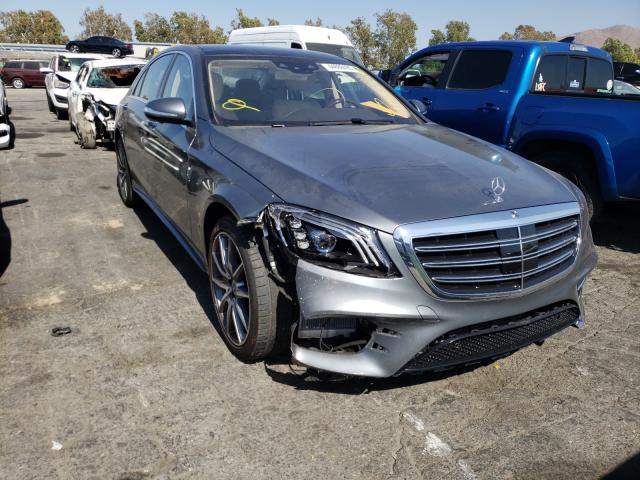 2018 Mercedes-Benz S 560 4matic for sale in Colton, CA