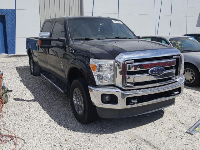 Salvage trucks for sale at Apopka, FL auction: 2013 Ford F250 Super
