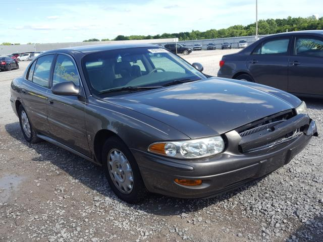 Buick salvage cars for sale: 2002 Buick Lesabre CU