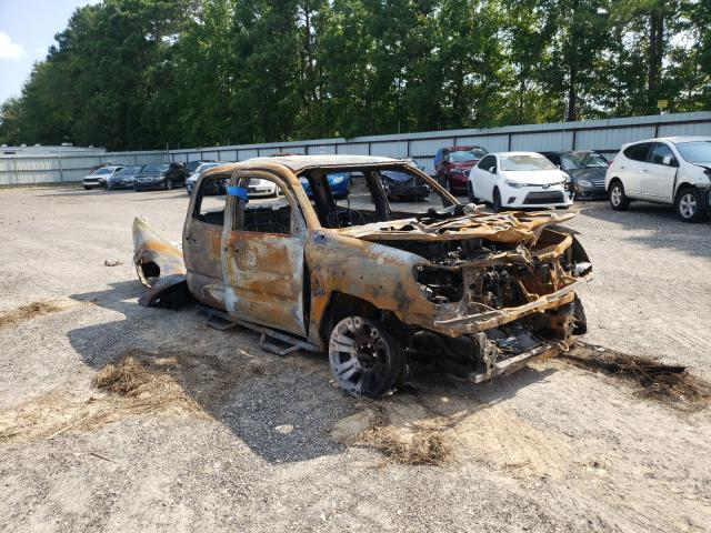 Salvage cars for sale from Copart Lufkin, TX: 2007 Toyota Tacoma DOU