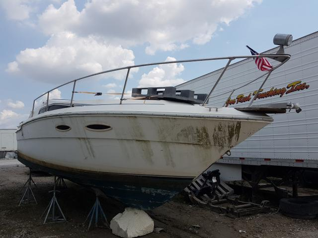 Salvage cars for sale from Copart Houston, TX: 1986 Sea Ray Searay