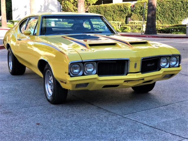 Oldsmobile salvage cars for sale: 1970 Oldsmobile F85