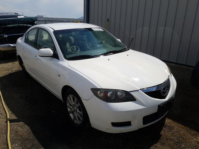 Mazda salvage cars for sale: 2007 Mazda 3 I