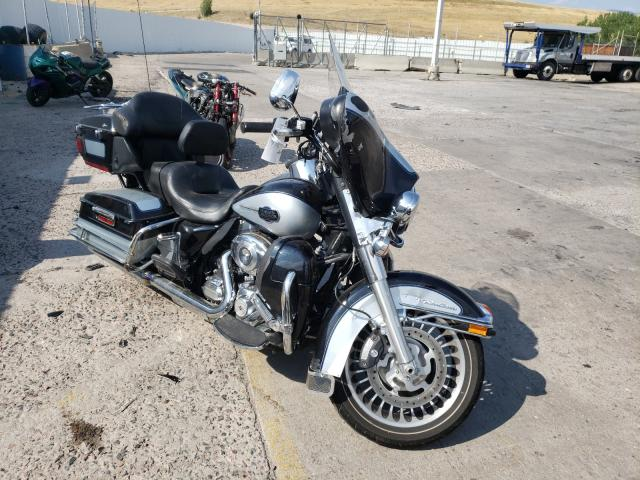 Salvage cars for sale from Copart Littleton, CO: 2013 Harley-Davidson Flhtcu ULT