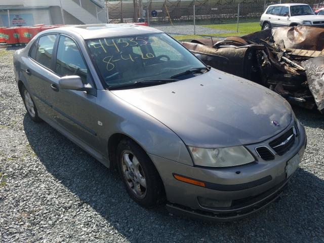 Vehiculos salvage en venta de Copart West Warren, MA: 2004 Saab 9-3 ARC