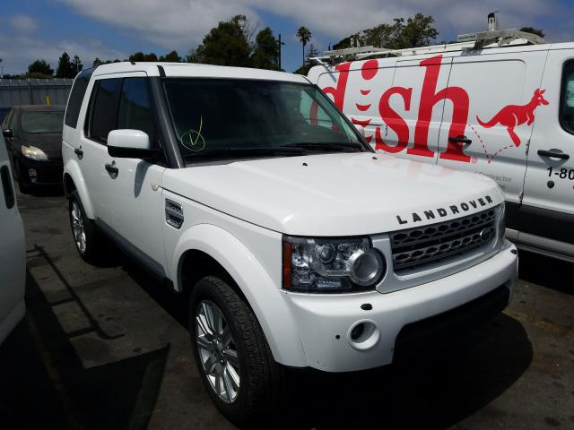 2013 Land Rover LR4 HSE for sale in Vallejo, CA