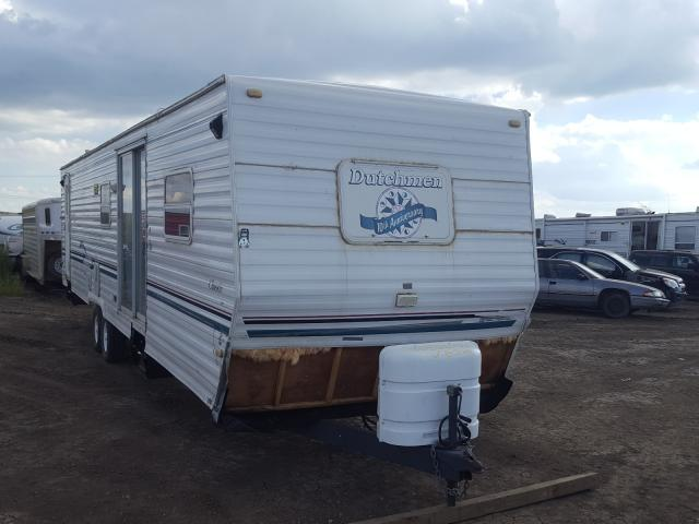 Dutchmen Vehiculos salvage en venta: 1999 Dutchmen Trailer