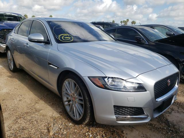 Jaguar salvage cars for sale: 2016 Jaguar XF Prestige