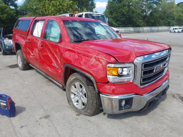 Salvage cars for sale from Copart Ellwood City, PA: 2014 GMC Sierra C15