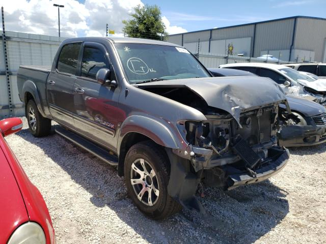 Salvage cars for sale from Copart Apopka, FL: 2004 Toyota Tundra DOU