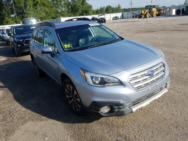 Salvage cars for sale from Copart Harleyville, SC: 2015 Subaru Outback 2