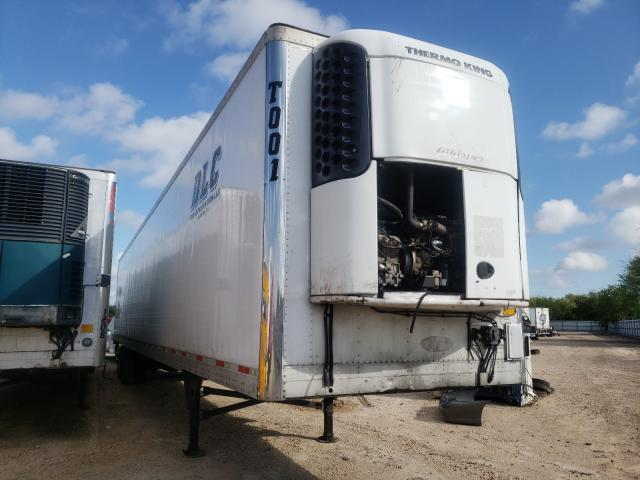 Salvage cars for sale from Copart Mercedes, TX: 2009 Utility Trailer