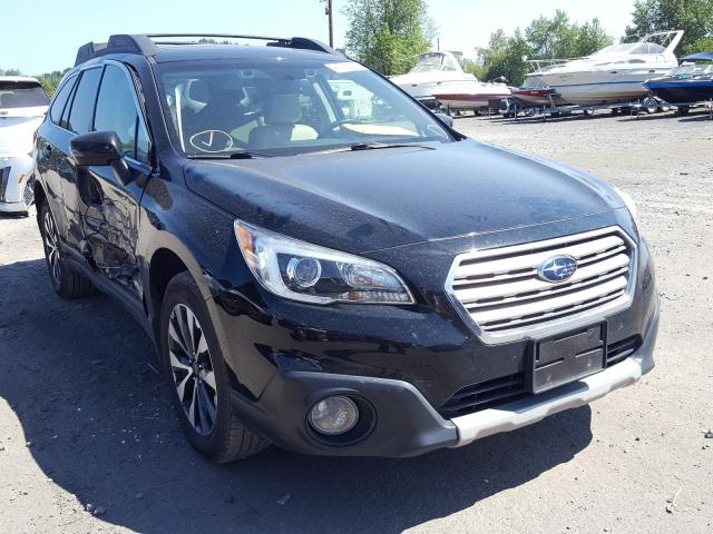 Salvage cars for sale from Copart Portland, OR: 2016 Subaru Outback 3