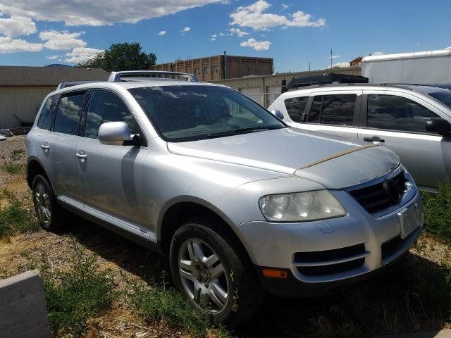 Volkswagen Touareg 4 salvage cars for sale: 2004 Volkswagen Touareg 4