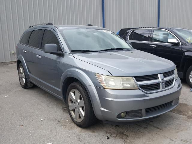 Salvage cars for sale from Copart Apopka, FL: 2009 Dodge Journey R