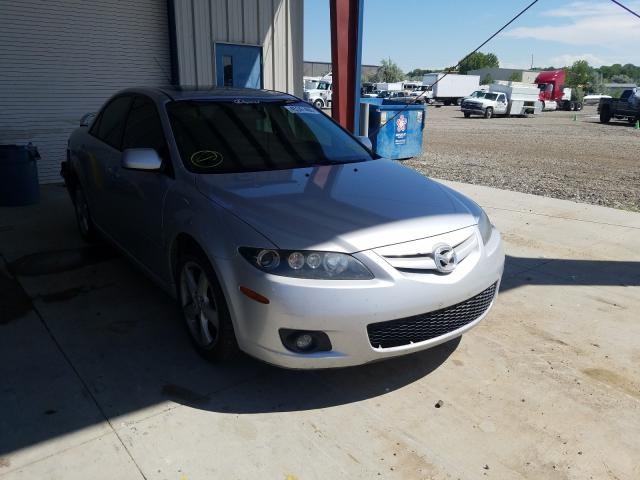 Mazda salvage cars for sale: 2006 Mazda 6